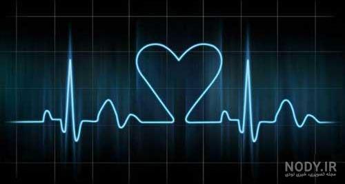 عکس ضربان قلب پروف