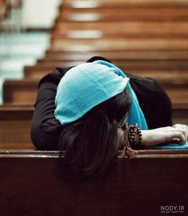 عکس غمگین بدون متن زنانه