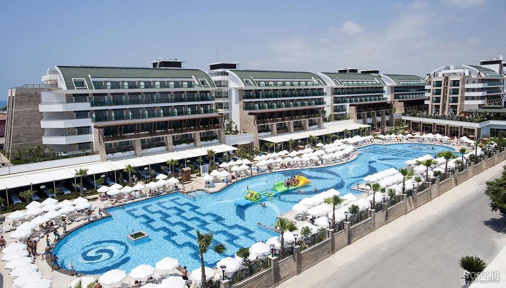 عکس هتل کریستال واتر ورد آنتالیا