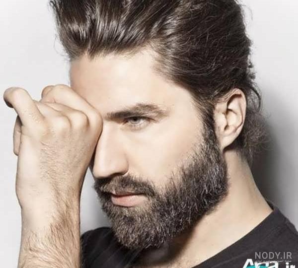 عکس ریش های مردانه