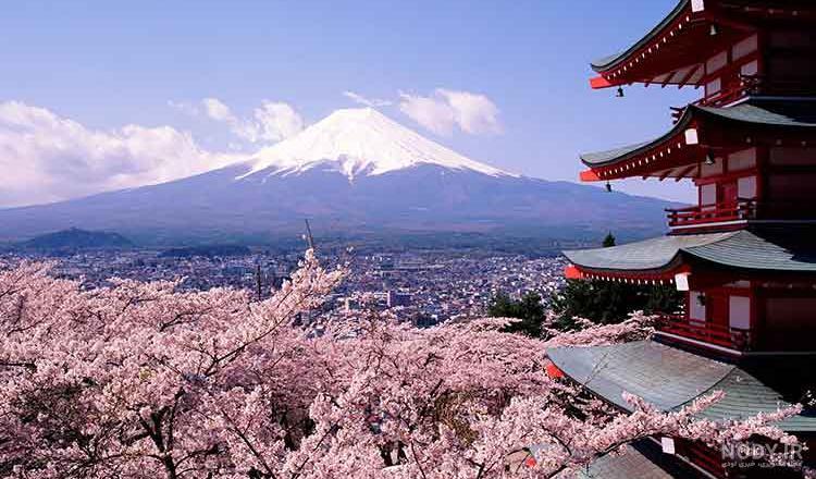 تصاویر زیبای طبیعت ژاپن