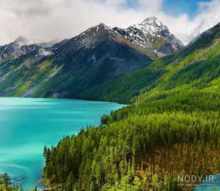 عکس طبیعت زیبای روسیه