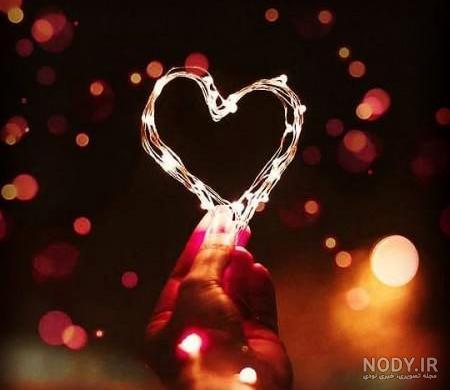 تصاویر قلب عاشقانه پروفایل