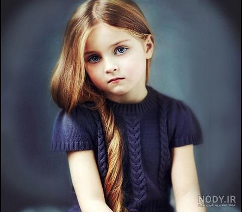 عکس بچه نوزاد دختر خوشگل برای پروفایل دخترانه