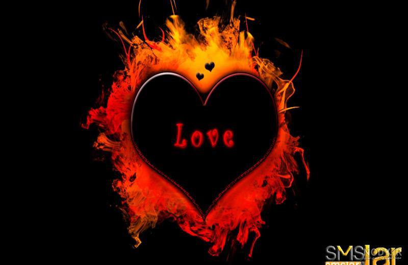 عکس قلب عاشقانه فول اچ دی