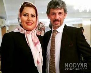 عکسهای سیروس همتی و همسرش