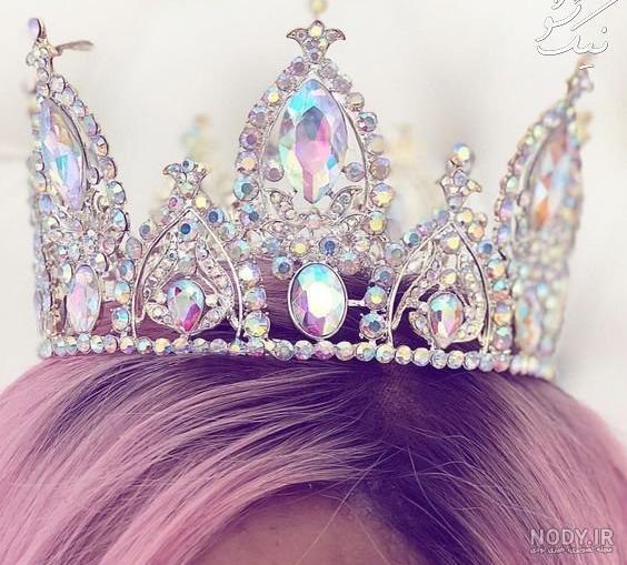 عکس تاج ملکه برای پروفایل