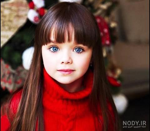 عکس صورت دختر بچه خوشگل