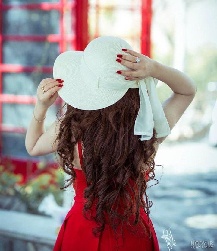 عکس پروفایل دخترونه اسپرت قرمز